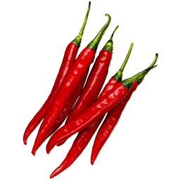 Long Red Chillies